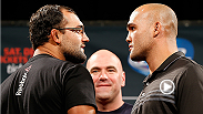 Two warriors enter, one leaves as champion. Watch UFC 181 this Saturday, December 6, live on Pay-Per-View!