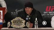Hear from all the big stars from UFC 181 in these post fight press conference highlights. Robbie Lawler, Anthony Pettis and more talk about their performances.