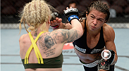 Cláudia Gadelha, the first strawweight in UFC history to fight and record a win inside the Octagon, talks about training and why she chose not to participate in The Ultimate Fighter: A Champion Will Be Crowned. She'll face Joanna Jędrzejczyk in Phoenix.