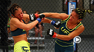 Relive the epic semifinal bout between Carla Esparza and Jessica Penne from the 20th season of The Ultimate Fighter.