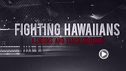 Resident Hawaiians KJ Noons and Yancy Medeiros talk about their heritage and how fighting is part of their culture. Watch them take over the Octagon this Friday at the Ultimate Fight Finale.