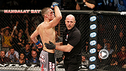 Nate Diaz returns to the Octagon positioned for another run at UFC gold.  Renown for his tenacity and aggression, and being the brother of perennial contender Nick, Nate has long been considered one of the most dangerous lightweights in the sport.