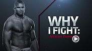 Alistair Overeem talks about why he started fighting, and why he has loved fighting throughout his successful career. He takes on Stefan Struve at Fight Night Phoenix.