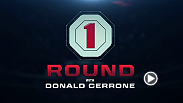 UFC correspondent Megan Olivi sits down with lightweight contender Donald Cerrone for a session of One Round. Cowboy talks six fights in 14 months, Myles Jury, and everything else he can fit into five minutes.