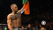 Hear Conor McGregor, Cathal Pendred, Paddy Holohan, and Norman Parke talk about what it means to be a part of the Fighting Irish in the UFC. This video was originally published during fight week for Fight Night Boston.