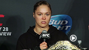Hear from Ronda Rousey, Cat Zingano, Holly Holm and more from the UFC 184 post-fight press conference.