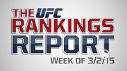 The Rankings Report is a weekly UFC.com series that gives you, the fans, an in-depth look into the official UFC rankings. This week Matt Parrino and Forrest Griffin talk about all that went down at UFC 184, including Ronda Rousey's big win.