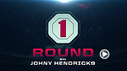 "Former welterweight champ Johny ""Bigg Rigg"" Hendricks goes one round with Megan Olivi, talking about his restaurant, his upcoming opponent, and what is next in line for his career. Watch Hendricks battle Matt Brown at UFC 185 in Dallas."