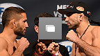 UFC Fight Night Fairfax Weigh-in Gallery