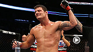 Michael Bisping has been winning and finishing fights for a long time in the UFC. Check out his top 5 KOs ahead of his UFC 186 co-main event showdown with CB Dollaway.