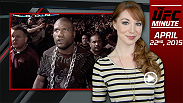 UFC Minute host Lisa Foiles runs down some on-the-go details for the premiere of The Ultimate Fighter Season 21 and the return of Rampage Jackson.