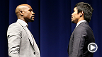 The Match Up: Floyd Mayweather Jr. vs. Manny Pacquiao