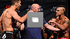 UFC 187 Weigh-In Gallery