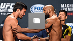 UFC Fight Night Hollywood Weigh-in Gallery