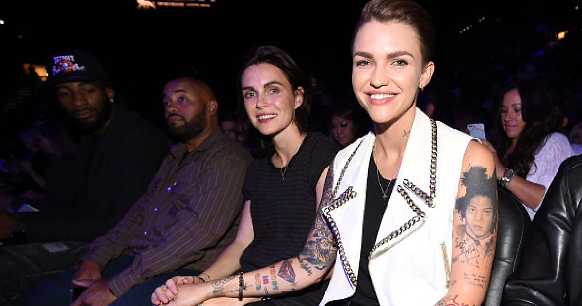 UFC 191: Celebrity Interview with Ruby Rose | UFC ® - Media