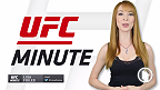 UFC Minute: Friday, Oct. 9