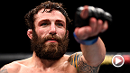 Fight Night Las Vegas: Michael Chiesa Octagon Interview