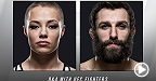 UFC 195: Q&A with Rose Namajunas and Michael Chiesa