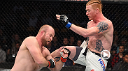 A year after his loss at UFC 183, Ed Herman got back in the win column. Herman knocked out Tim Boetsch in the second round at Fight Night Boston, earning his first KO victory since 2011.