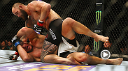 Travis Browne did heavy damage to Matt Mitrione's right eye and sealed a TKO victory at Fight Night Boston. Browne, the sixth-ranked heavyweight, finished off Mitrione in the third and final round.