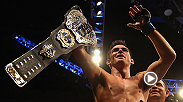 Dominick Cruz talks backstage to UFC.com after reclaiming the bantamweight championship after his split decision victory over TJ Dillashaw at Fight Night Boston 2016.