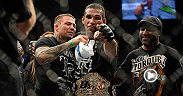 Get ready for UFC 196 at MGM Grand Garden Arena on February 6, 2016. Listen to headliners Fabricio Werdum, Cain Velasquez, Johny Hendricks, Stephen Thompson and UFC analyst Joe Rogan as they preview the big fights.