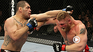Fabricio Werdum, Cain Velasquez, Johny Hendricks and other stars of the UFC 196 main card have had some powerful knockouts in their careers. But whose was the most powerful? Find out here who leads the Top 5.