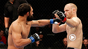 Shortly after the first round bell rung, Johny Hendricks knocked out Martin Kampmann. Don't miss Hendricks take on Stephen Thompson on Feb. 6 at UFC 196.