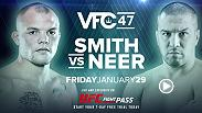 "Victory FC is bringing a stacked card as the promotion makes its anticipated debut on UFC FIGHT PASS. In the main event, Anthony Smith takes on UFC veteran Josh ""The Dentist"" Neer for the men's VFC middleweight strap."