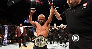 Demetrious Johnson won his ninth straight and eighth straight title defense when he knocked out Henry Cejudo at UFC 197. Johnson remains the only flyweight title holder in UFC history.