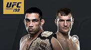 Brazilian legends return home in UFC 198. In the main event Fabricio Werdum defends his heavyweight title against Stipe Miocic. Also, Vitor Belfort takes on Jacare Souza and Anderson Silva squares off with Uriah Hall, all on May 14 on Pay-Per-View.
