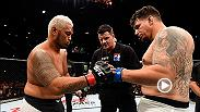 In his last fight, Mark Hunt knocked out Frank Mir in the opening round at Fight Night Brisbane. Don't miss Hunt in the co-main event at UFC 200 vs Brock Lesnar on July 9.