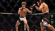 Sage Northcutt earned his first UFC knock out victory against Francisco Trevino at UFC 192. Don't miss Sage face off against Enrique Marin at UFC 200 on July 9.