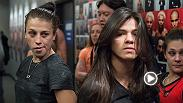 Claudia Gadelha's fight with Joanna Jedrzejczyk is about more than just a title, it's about respect. The two storied rivals will meet in the Octagon again on July 8 on FS1 at The Ultimate Fighter Finale.