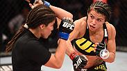 No. 1 strawweight contender Claudia Gadelha explains that the energy from the fans combined with the  unique environment inside the Octagon during a fight is what propels her to fight. She takes on Joanna Jedrzejczyk at The Ultimate Fighter finale.