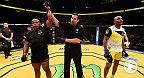 UFC 200: Daniel Cormier and Anderson Silva Octagon Interview