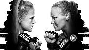 UFC commentator Joe Rogan breaks down the pivotal women's bantamweight matchup between former UFC champion and 18-time world boxing champion Holly Holm and renowned world Muay Thai champion Valentina Shevchenko going down at Fight Night Chicago.