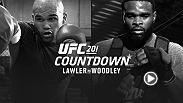 "After a decade in the sport, ""Ruthless"" Robbie Lawler now holds the UFC welterweight title – and is tasked with defending it against powerful wrestler Tyron Woodley, who's out to make good on his long-awaited title shot."