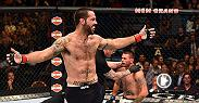 Matt Brown and Jake Ellenberger are prepared for a welterweight war on Saturday. Don't miss their clash on the main card at UFC 201 on July 30 live on Pay-Per-View.