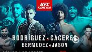 Fight Night Salt Lake City has finally arrived. A lot is on the line for some of the stars, including Yair Rodriguez, Dennis Bermudez and Cub Swanson's rankings in their respective divisions.