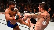 Dennis Bermudez earned his ninth UFC victory at Fight Night Salt Lake City. Bermudez defeated Rony Jason by unanimous decision for his second consecutive victory.