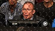Georges St-Pierre was on hand Octagon-side for the first fight between Conor McGregor and Nate Diaz. He's featured in this episode of Full Blast as he gives his analysis and commentary from his seat during the fight.
