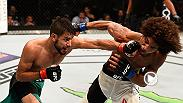 The latest batch of UFC rankings have been released after last weekend's UFC Fight Night Salt Lake City and there has certainly been a shakeup to the charts with the biggest winner being Yair Rodriguez.  Lisa Foiles has the latest.