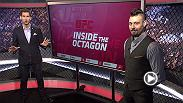 John Gooden and Dan Hardy go in-depth on a brand new Inside The Octagon and break down the huge rematch between Nate Diaz vs. Conor McGregor this Saturday night at UFC 202 at T-Mobile Arena in Las Vegas live on Pay-Per-View.