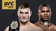 UFC matchmakers Joe Silva and Sean Shelby preview some of the top fights from UFC 203, including the heavyweight title fight between Stipe Miocic and Alistair Overeem.