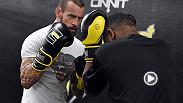 Go one-on-one with CM Punk, as Punk talks about the journey leading up this UFC debut and how much his team has helped him. Teammate Anthony Pettis and coach Duke Roufus share insight on Punk's progress.