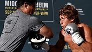 Urijah Faber is used to winning and he looks to add another victory to his resume at UFC 203 when he takes on Jimmie Riveira. Don't miss the action on Sept. 10.