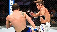 Urijah Faber fell in his first fight since fighting for the title at UFC 203. Faber lost by unanimous decision to Jimmie Rivera.