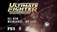 The Russian comes in as the heavy favorite but the 15th-seeded American is hungry. Can Yoni live up to his hype or does Eric want it more? Find out on Ep. 4 of The Ultimate Fighter on Wednesday at 10pm ET.