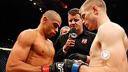 Renan Barao submitted Michael McDonald to defend his title in 2013. Barao faces Phillipe Nover at Fight Night Brasilia on Sept. 24 on FS1.